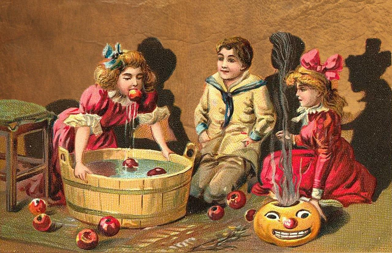 Halloween weddings not for kids