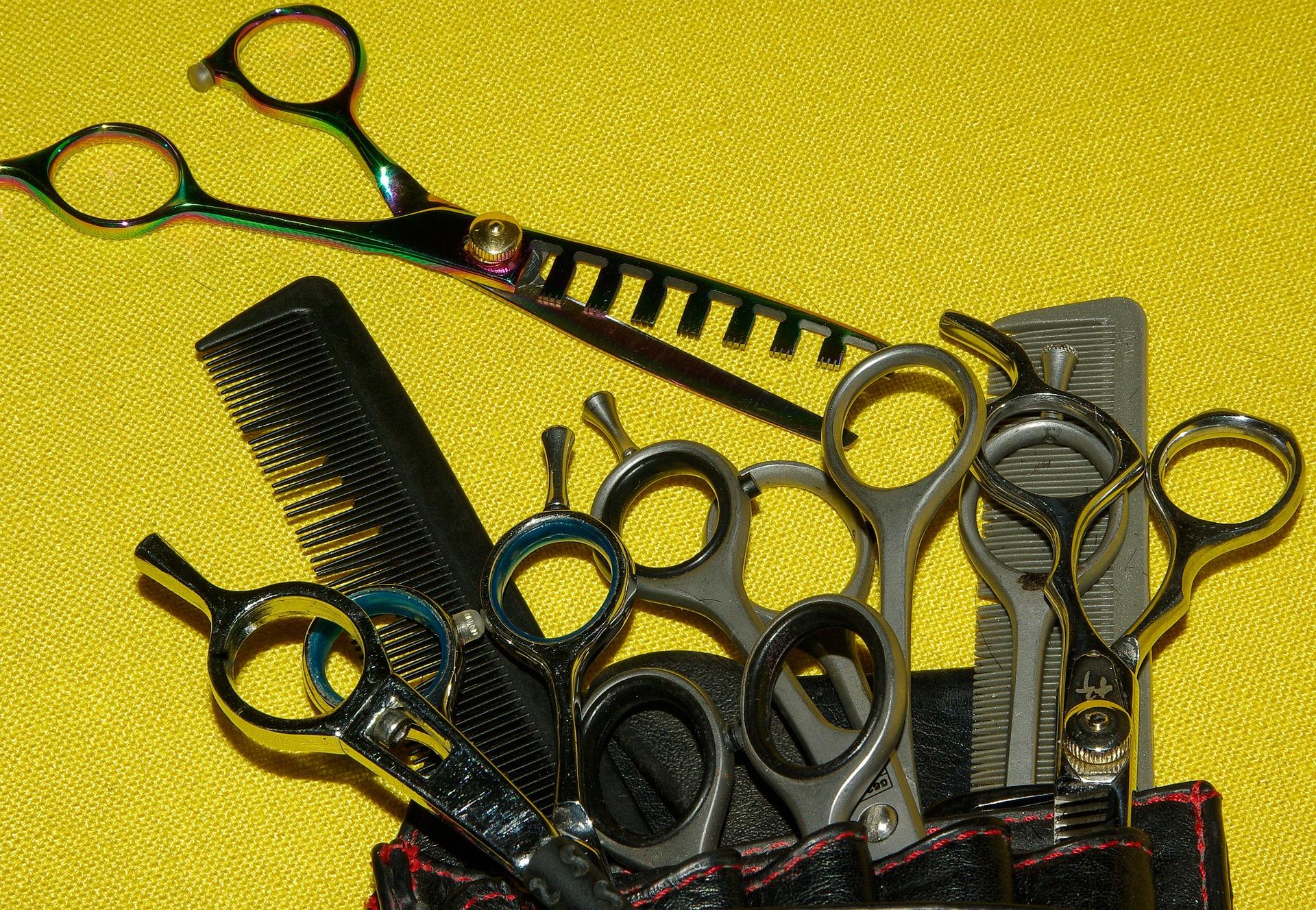 team for beauty salon