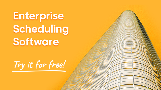 scheduling software for enterprise