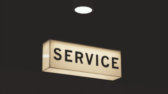 how to set up services