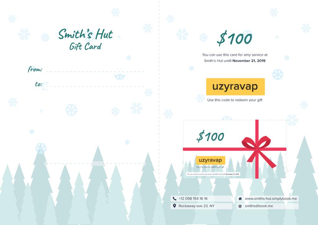 December Newsletter: New timelines, Gift Cards designs, and