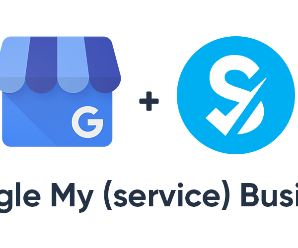 google my business service business