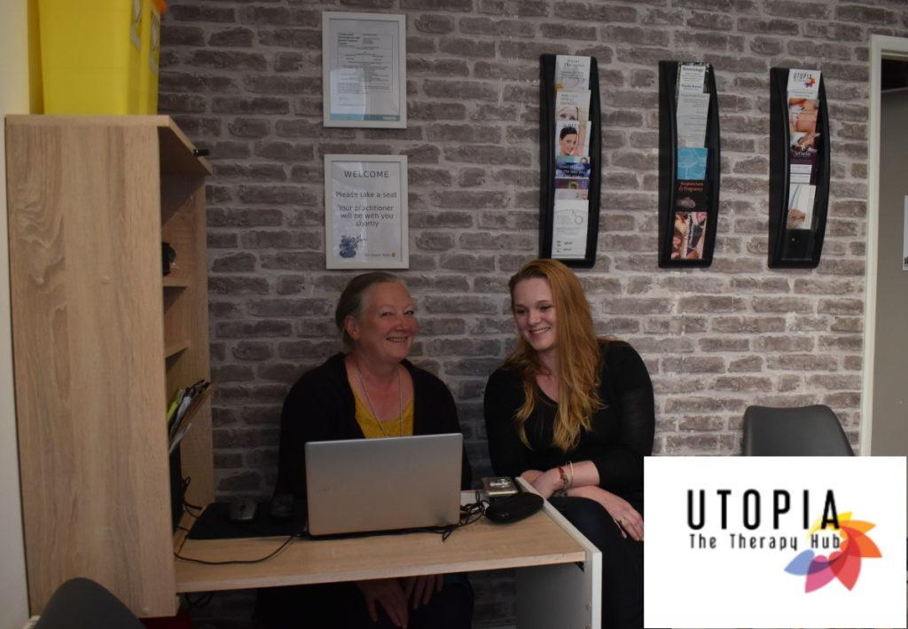 Betina Moyal & Client