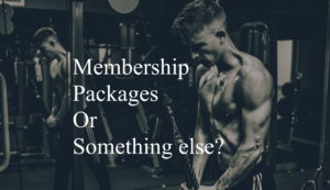 fitness business payment structure