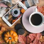 September Newsletter Coffee & Pumpkins