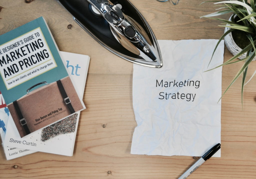 Side Hustle - Managing marketing