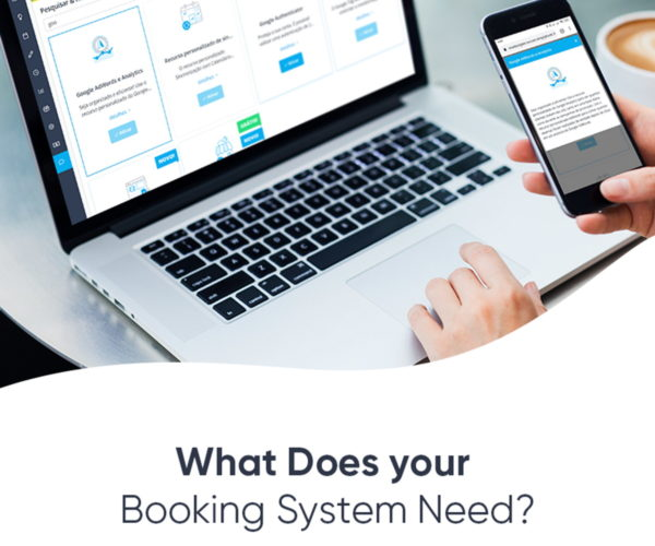 What does your booking system need?