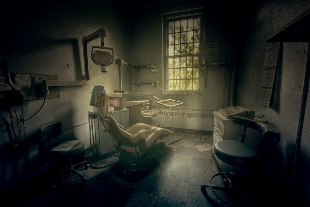 escape room - Dentist