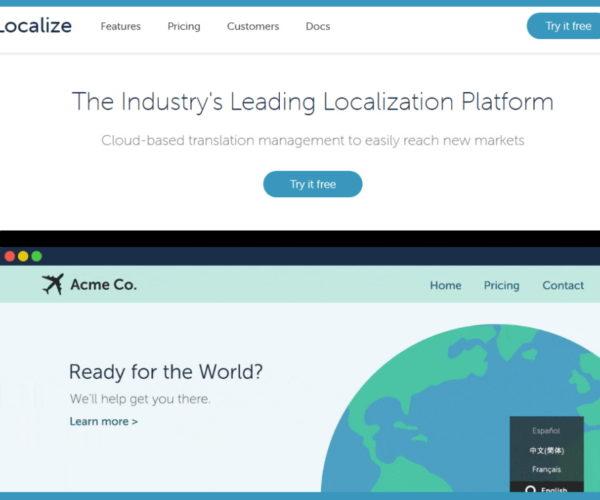 Localize - Custom translations