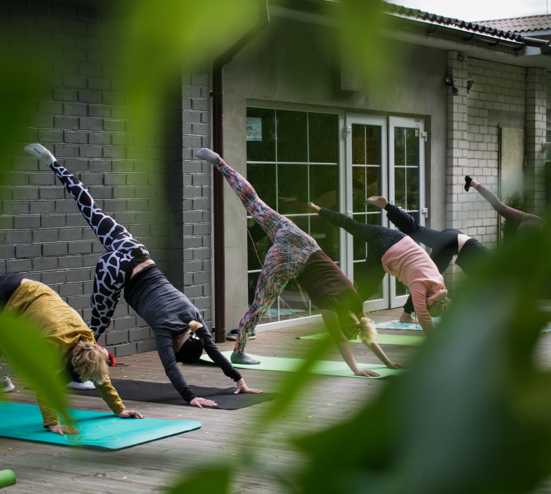 sports and fitness business trends - Yoga Fusion