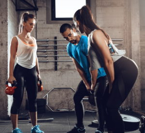 fitness trends - personal trainer
