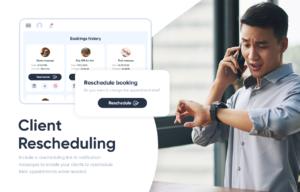 client rescheduling