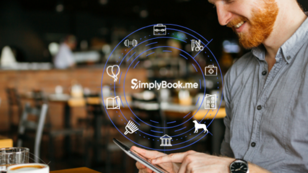SimplyBook,me Online Booking