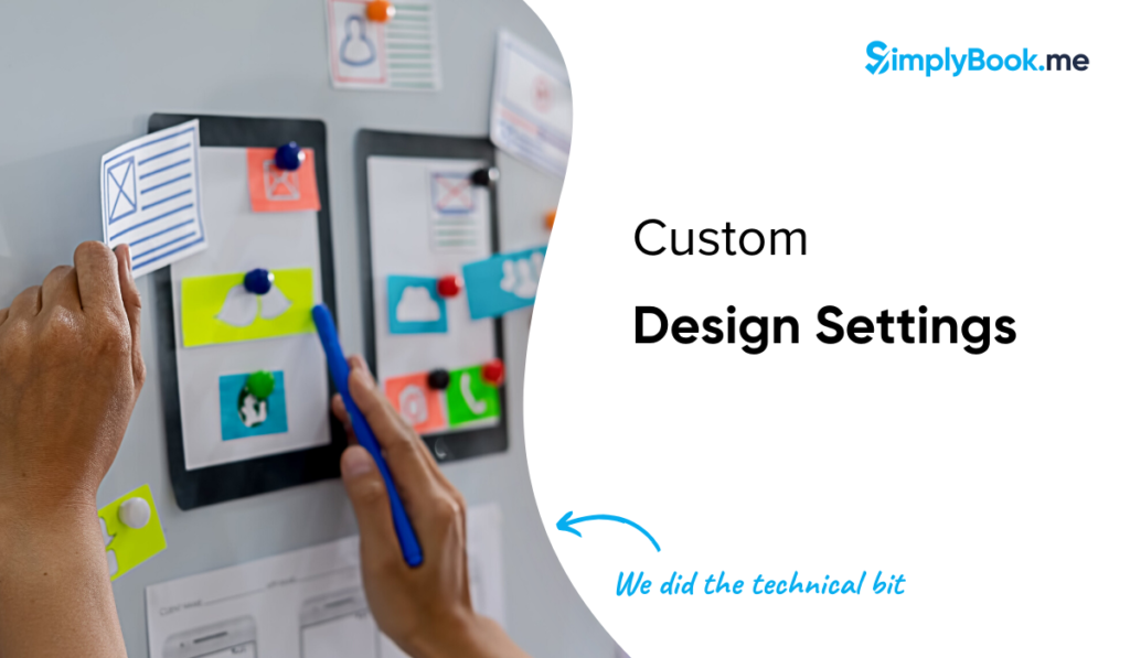 Custom Design Settings