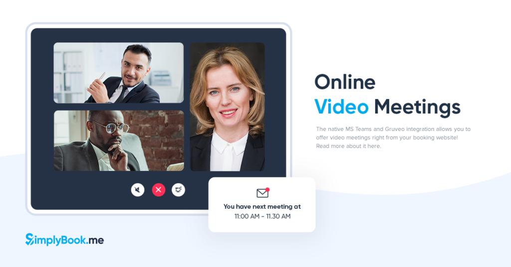 MS Teams Online Video Meetings