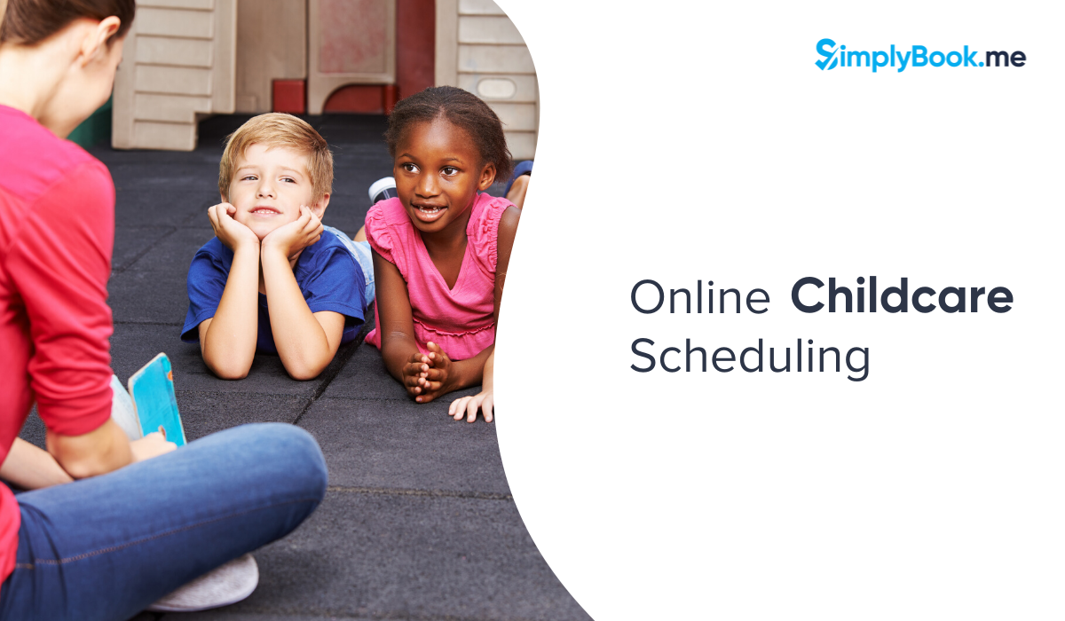 online scheduling for childcare