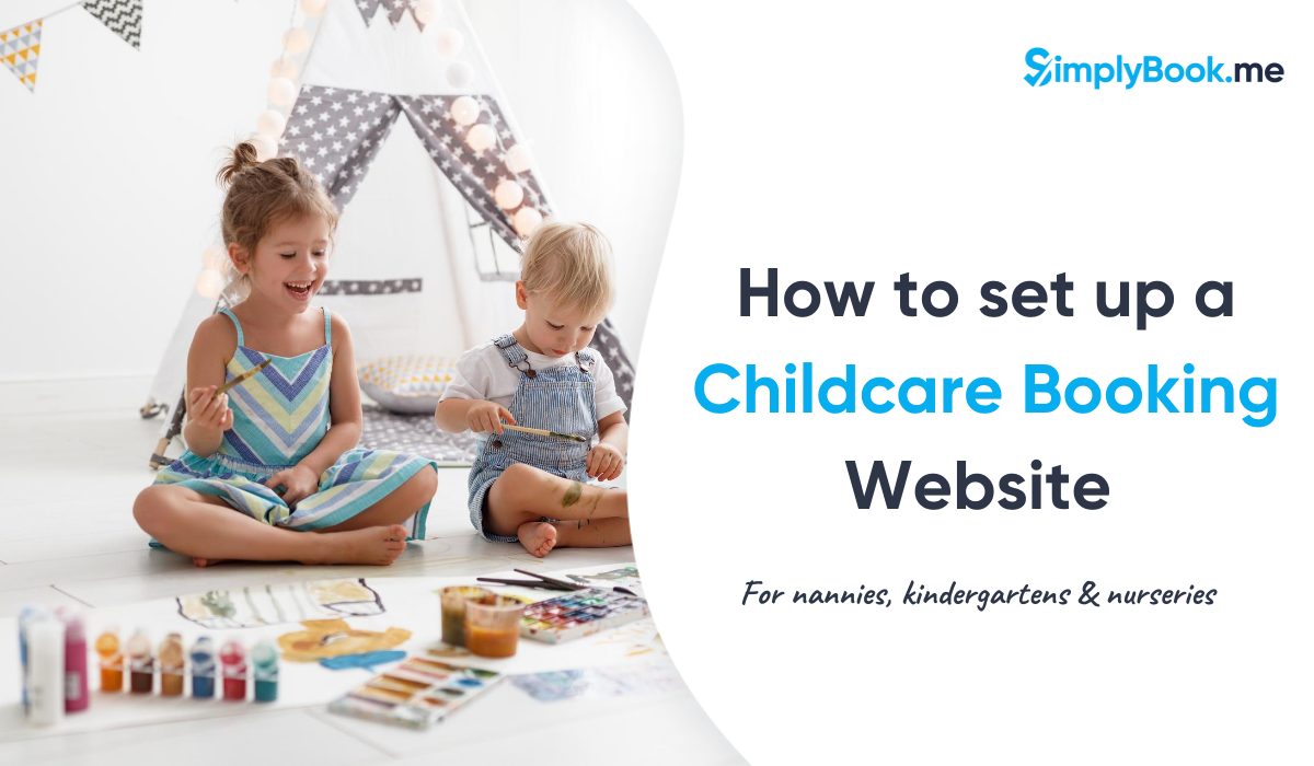 Childcare Booking System