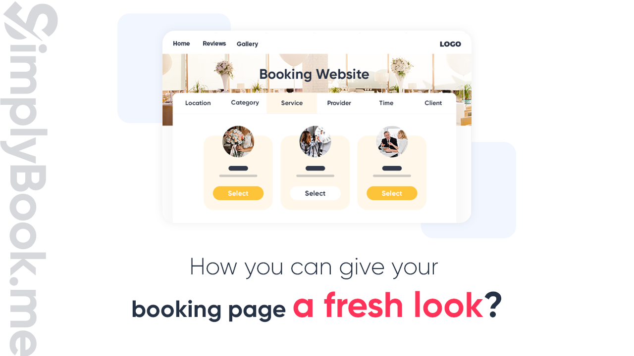 Updating your website with a fresh look