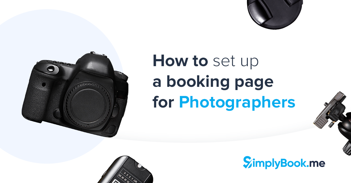 Photography Scheduling How to