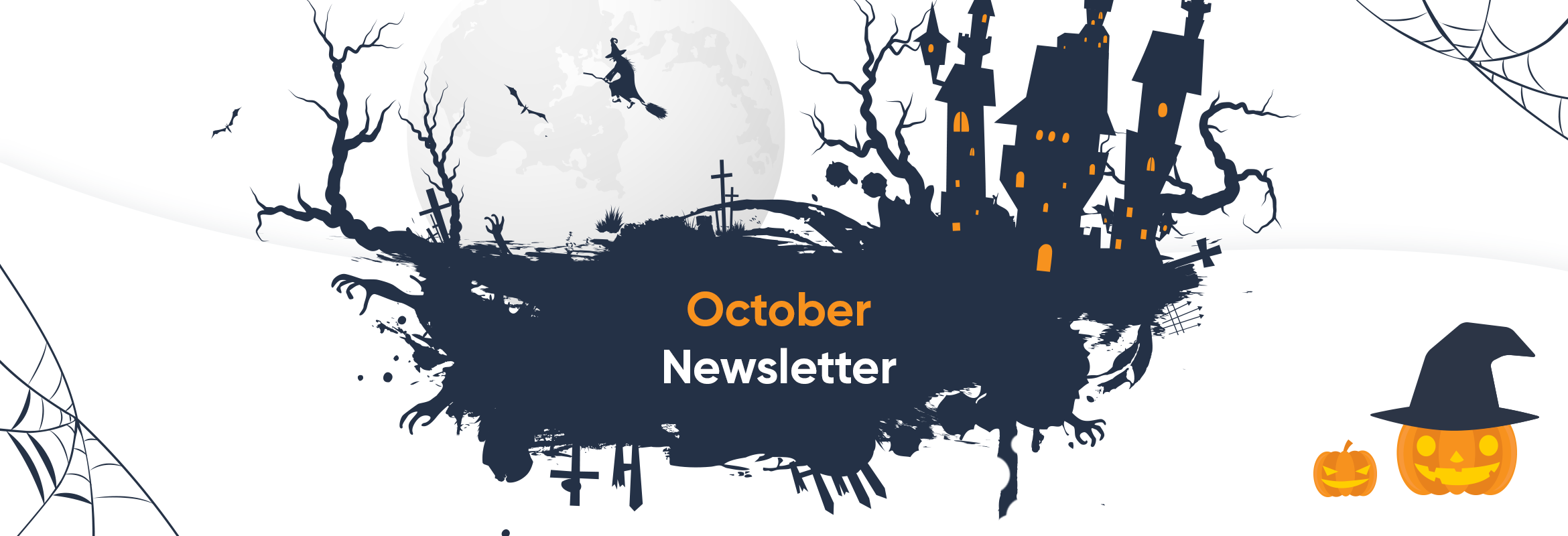 October Newsletter: Happy Halloween