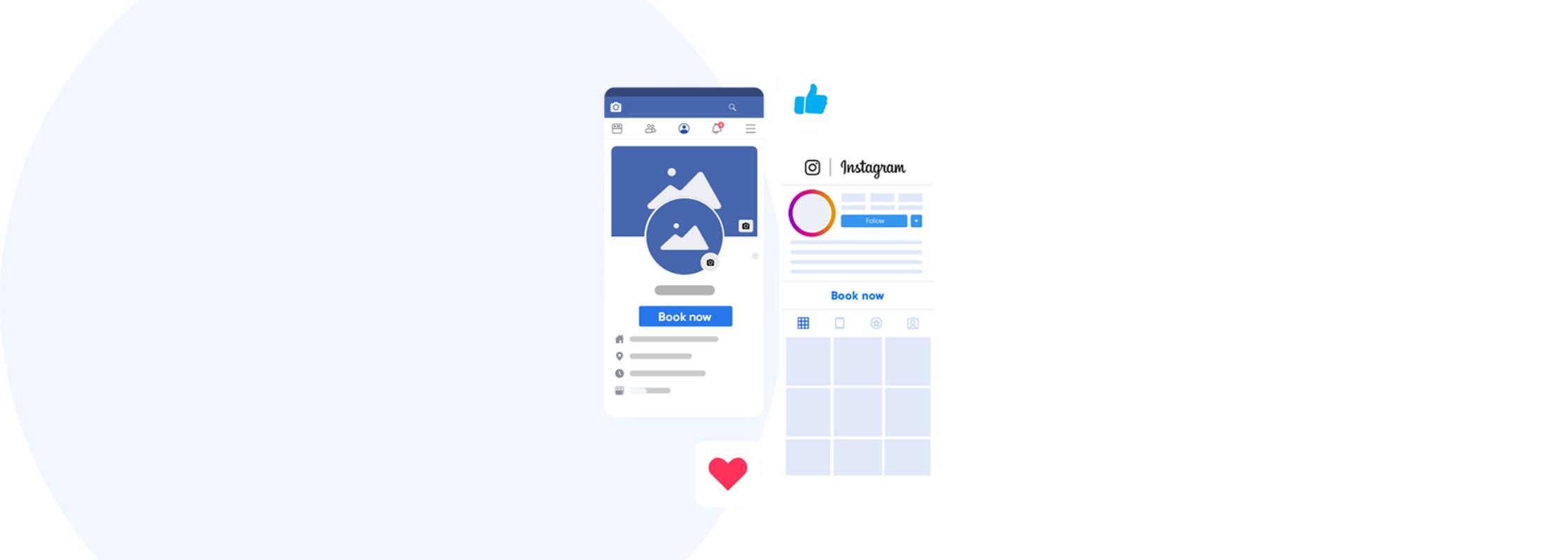 Facebook and Instagram integration