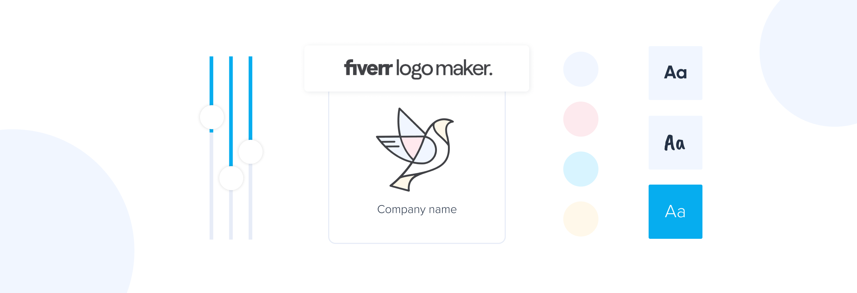 Fiverr logo maker