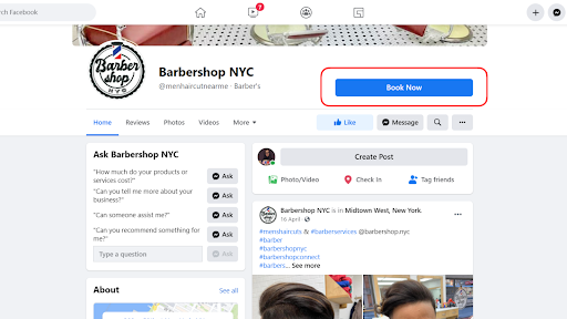 Grow Appointment Booking with Social Media